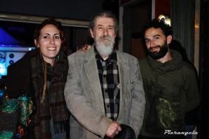 ANTONIO E CRISTINA DEL BARCOLLO con LUIGI GRECHI DE GREGORI 2015