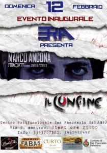 LOCANDINA 12 FEBBRAIO ERA - SAN PANCRAZIO SALENTINO - BR
